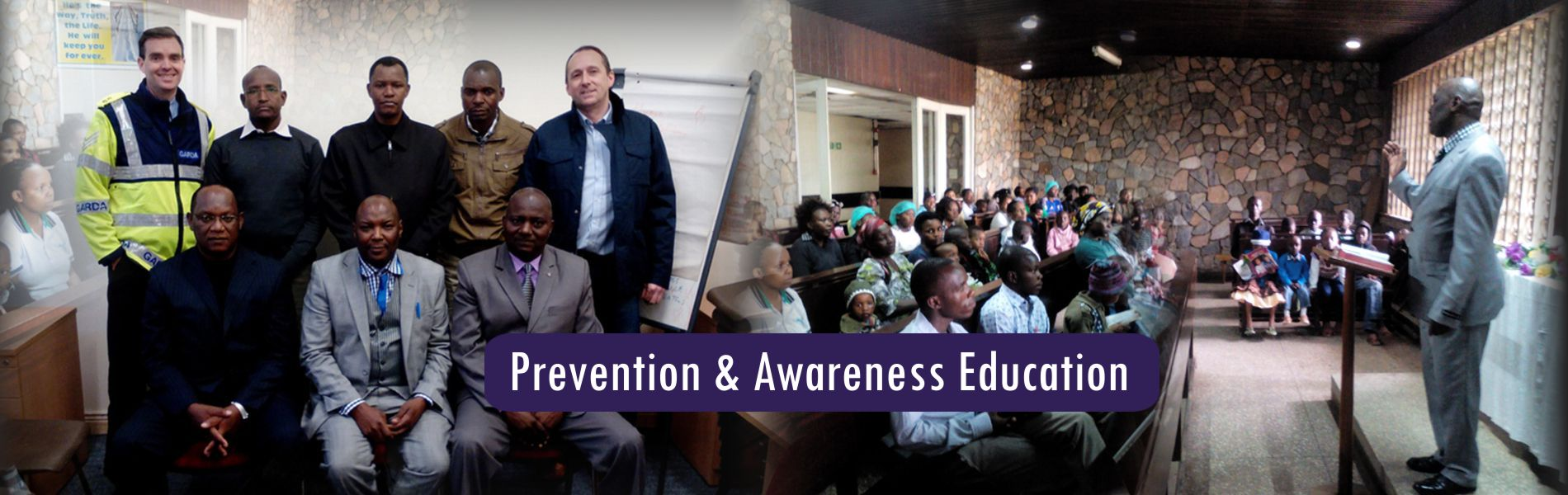 Slider 3 Prevention & Awareness Education